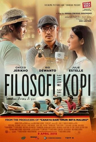 Film Filosofi Kopi 2015 (Bioskop)