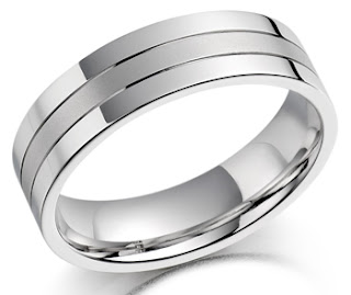 sliver Wedding-Rings