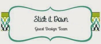 Stick It Down Guest Designer