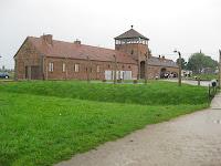 campo di concentramento di Birkenau Auschwitz II