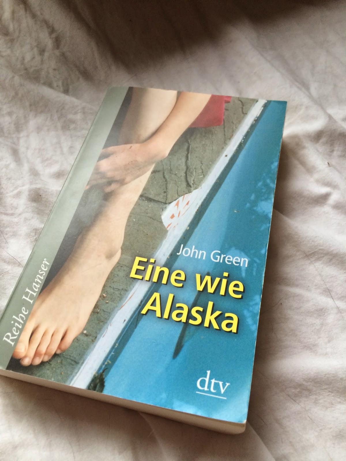 Lauriis wunderbare Bücherwelt : Eine wie Alaska - John Green