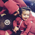 IT'S OFFICIAL! Chris Brown Debuts Daughter Royalty For The First Time [PHOTOS]