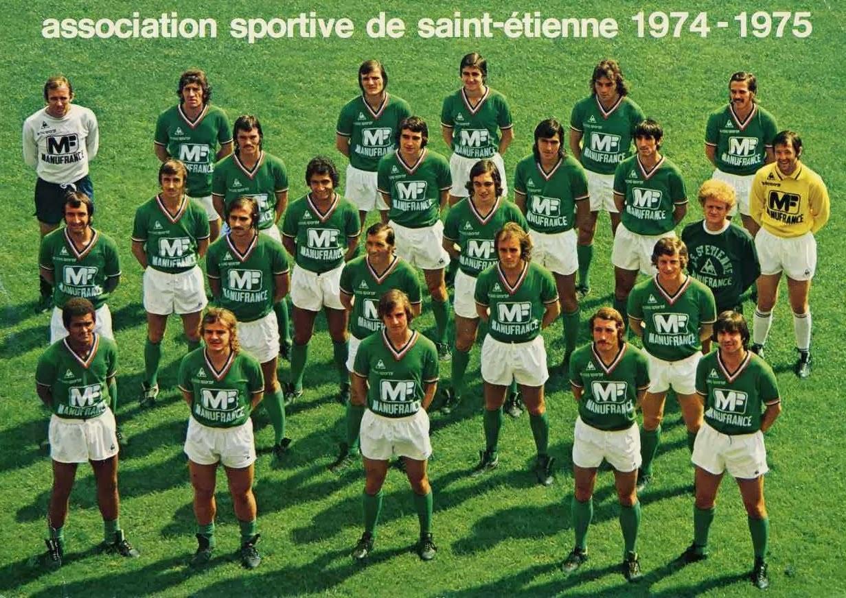 Waar bandnaam Saint Etienne vandaan komt - Voetbalclub