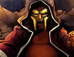 "A State of Mind - ""Masking"" f. MF Doom (as King Dumile) (Video)"