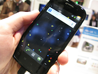 Nexus Prime with Android Pure