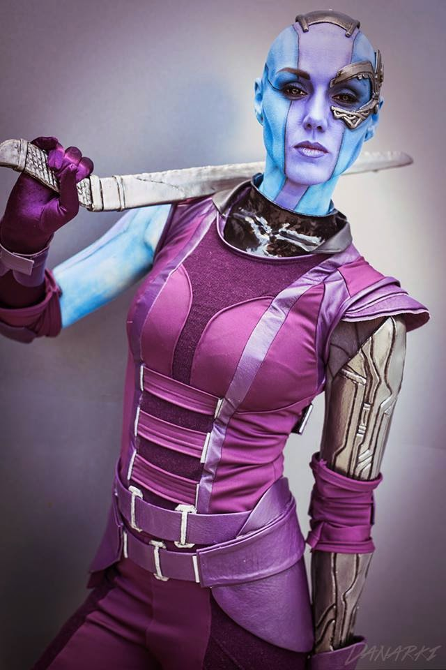 guardians nebula cosplay - photo #5