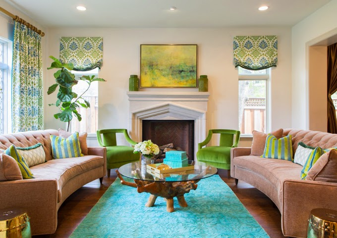 House Of Turquoise Cds Interiors