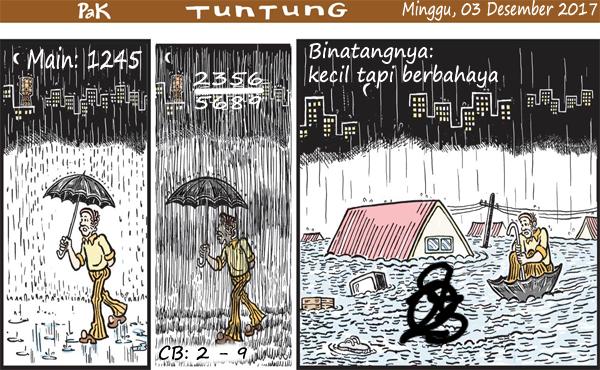 Prediksi Gambar Pak Tuntung Minggu 03 12 2017