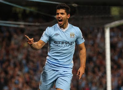 Sergio Kun aguero Midfielder Manchester City Profile Barclays Premier League
