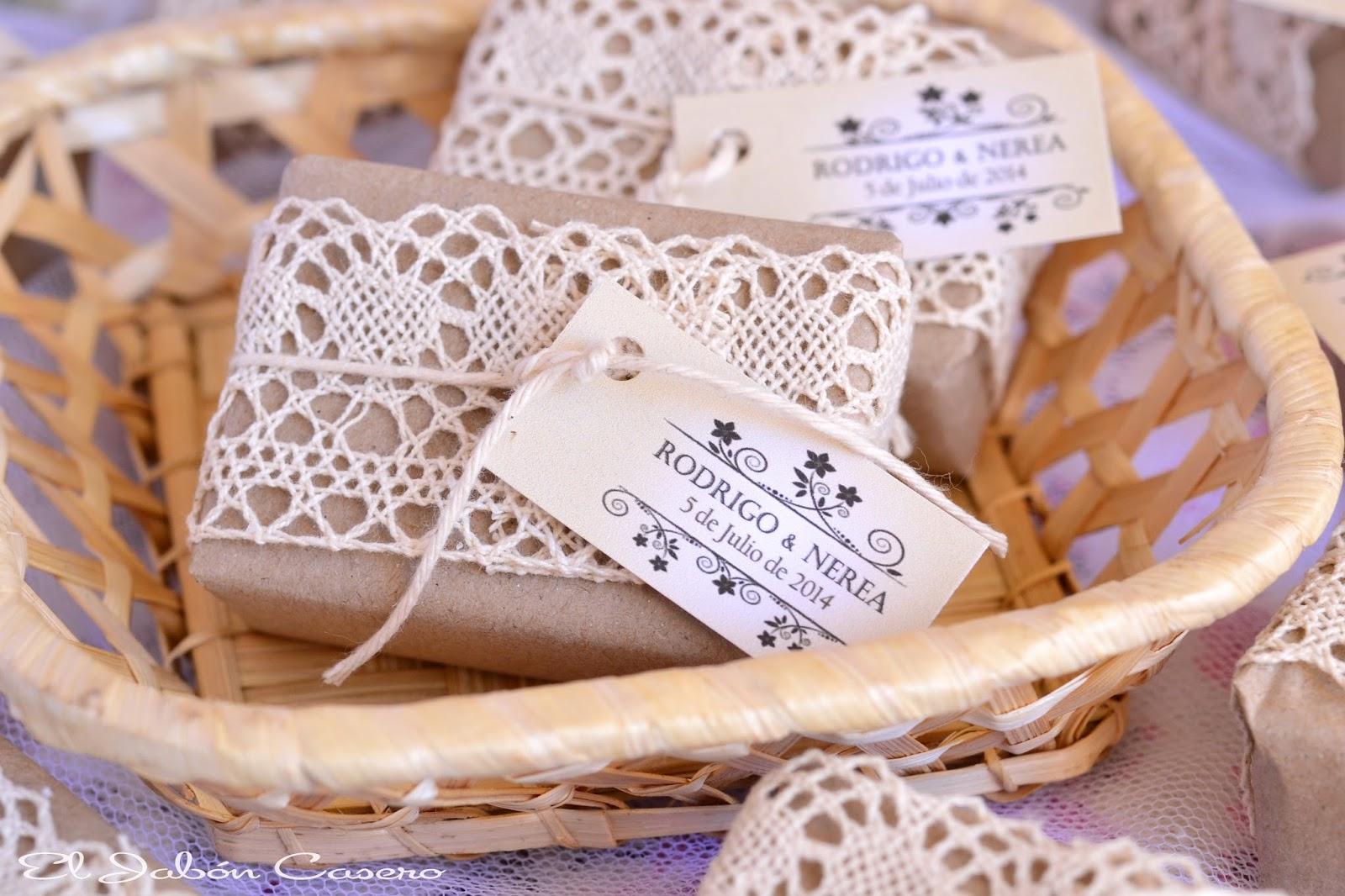 detalles bodas vintage jabones