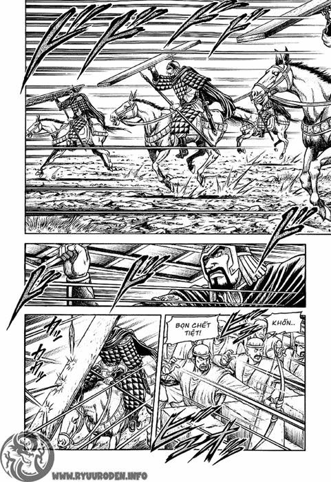 Chú Bé Rồng - Ryuuroden chap 123 - Trang 18