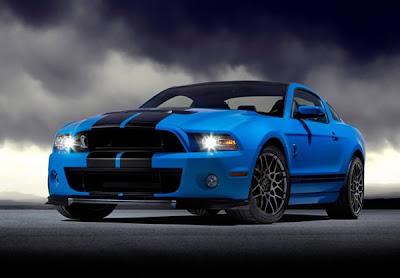 Mustang Shelby GT500 é equipado com V8 mais potente do mundo