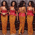Checkout This Creative Ankara Print Combination