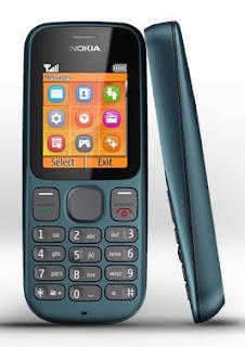 Nokia 100 - HP Nokia Termurah