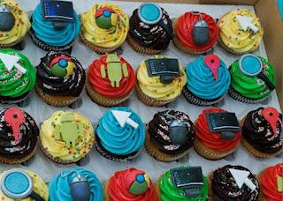 Cupcakes Geek, Buffet y Fiestas