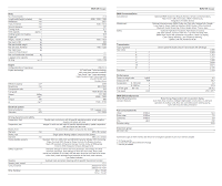 2013 All-New BMW M6 Coupé (F12) Official Technical Specifications