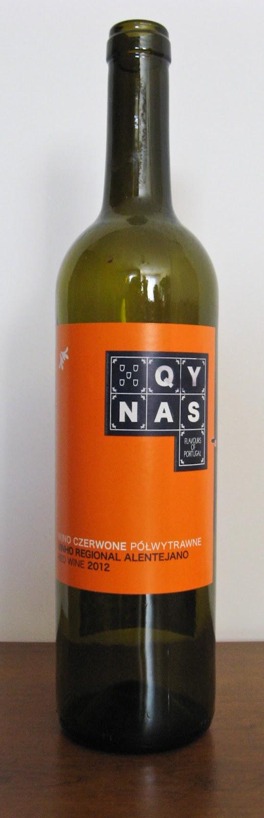 Wino z Biedronki
