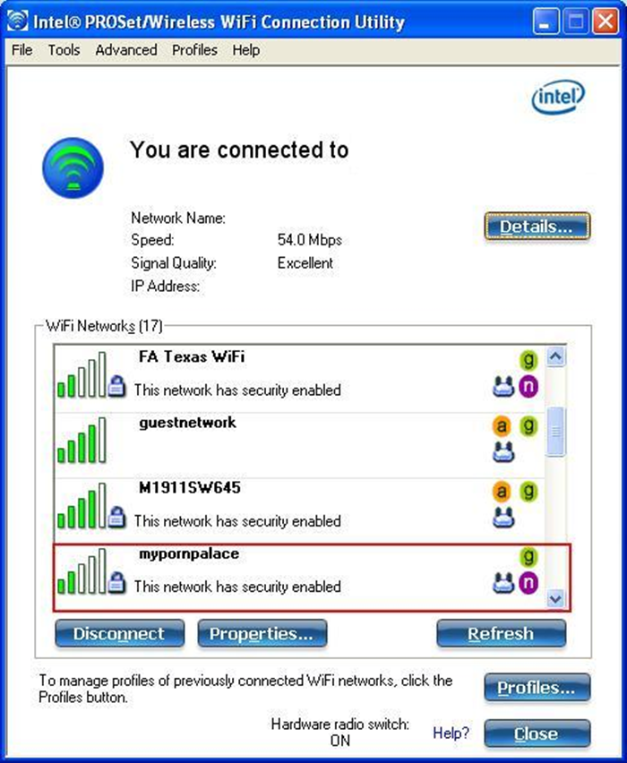 funny network names for wifi