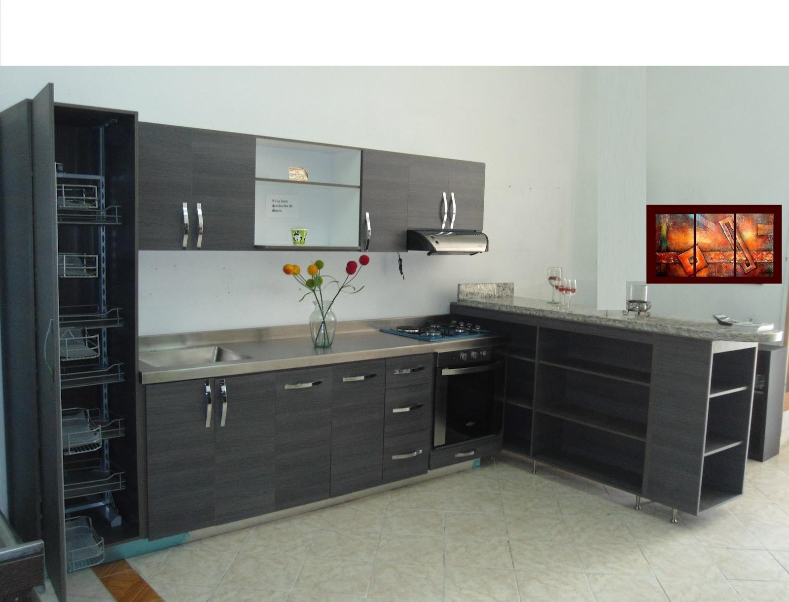 Cocinas del norte cocinas modernas for Cocinas integrales modernas