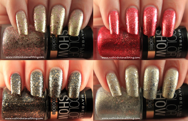 Maybelline Color Show - Brocades Collection