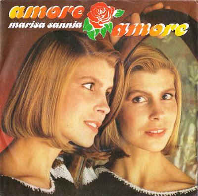 Sanremo 1984 - MARISA SANNIA: AMORE AMORE
