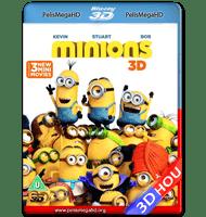 LOS MINIONS (2015) FULL 1080P 3D HOU HD MKV ESPAÑOL LATINO