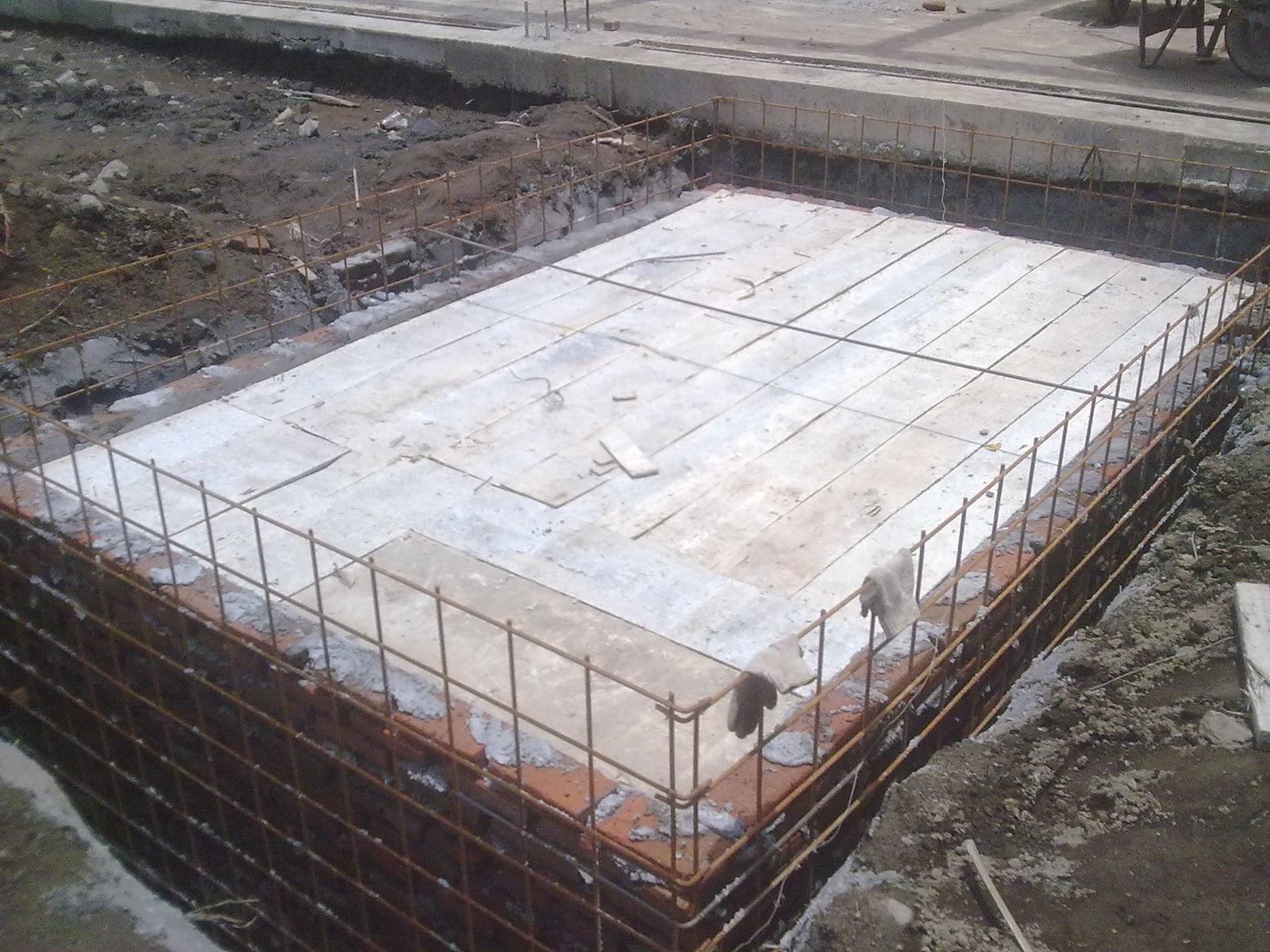 Metode Pengerjaan dan Konstruksi Ground Tank