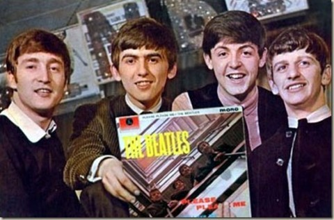 The Daily Beatle Making Please Please Me