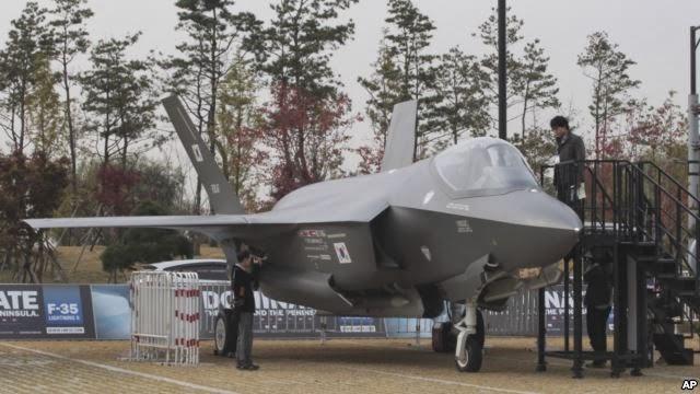 Korea Selatan Sulit Rampungkan Pemesanan Pesawat Tempur Buatan AS