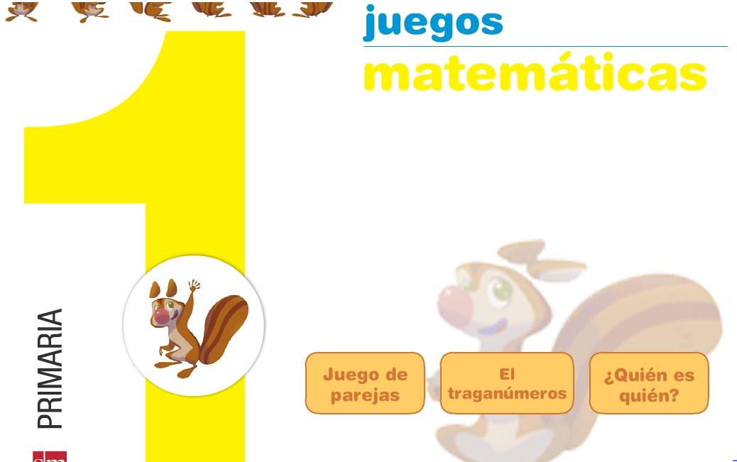 JUEGOS MATEMÁTICAS RASI