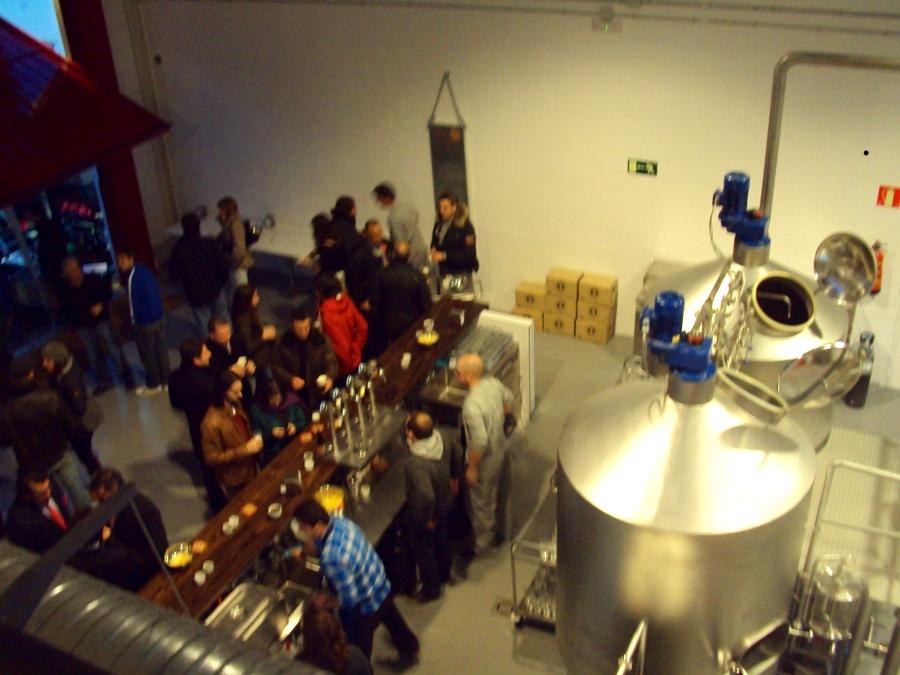 La cocina de rosa tovar inauguraci n de cervezas la virgen - Cabo rufino lazaro ...