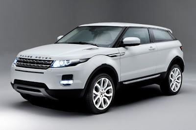 Fotos da Range Rover Evoque 2