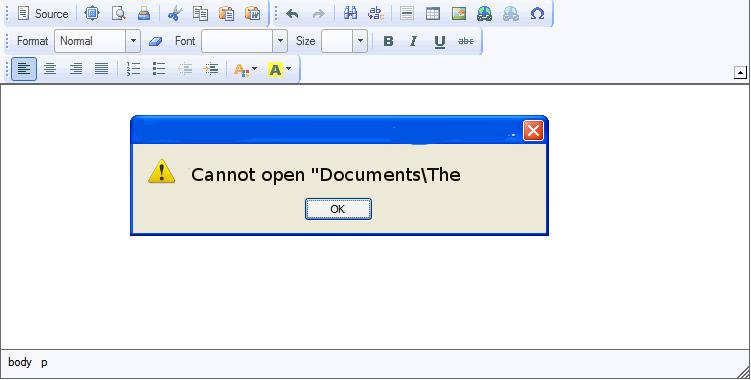 Error can not open file c:\\recoverydat