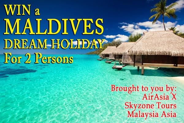 Travel Contest 2013 Win a Trip to Maldives