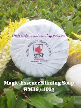 Magic Essense Sliming Soap ( MES )