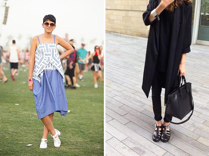 Fashion Attacks inspiration jelly sandals