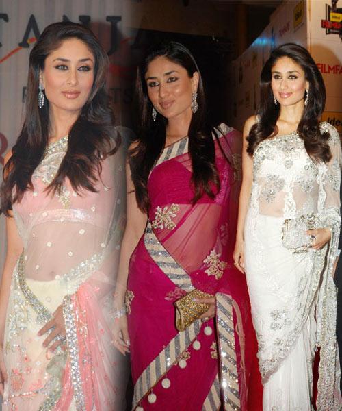Kareena Kapoor hot Pics in Saree