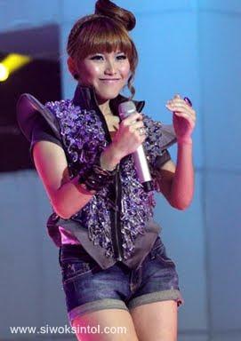 """""""Ayu Ting Ting"""" dangdut singer today"""