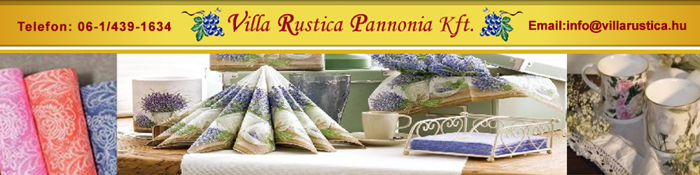 Villa Rustica Pannonia Kft.