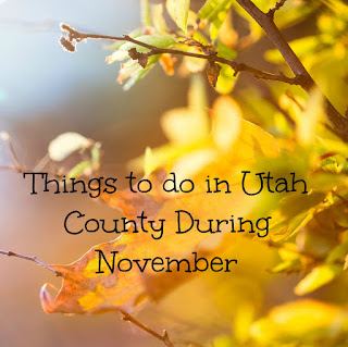 Things to do in Utah County During November. From Celebrating Dia de los Muertos to Santa Runs
