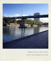 Bassin de la Villette © Laura Prospero