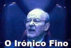 Rubrica - O Irónico Fino