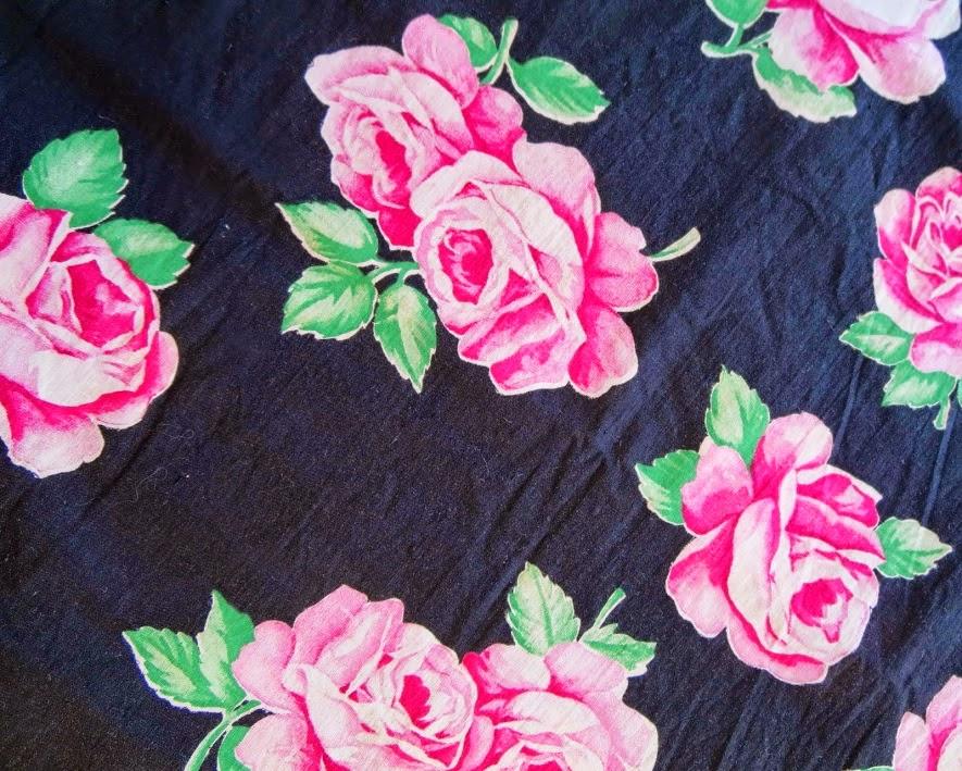 https://www.etsy.com/listing/192694226/vintage-rose-floral-print-fabric-remnant