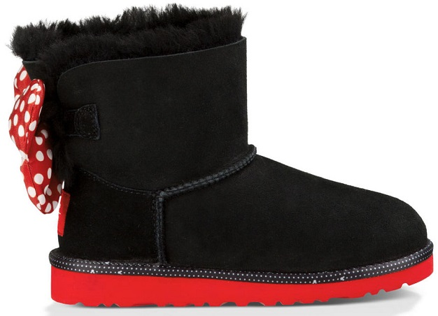 uggs mickey mouse