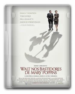 Walt nos Bastidores de Mary Poppins – R5 AVI Dual Áudio + RMVB Dublado
