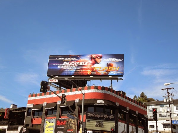 Flash season 1 review billboard
