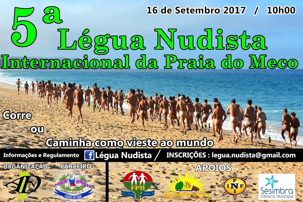 Légua Nudista do Meco