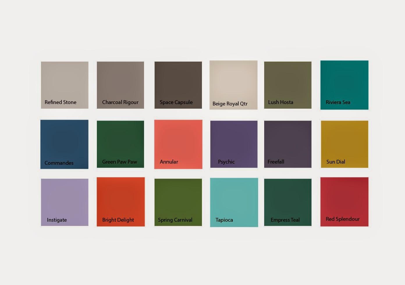 Manjimup art deco choosing the mad colours for Art deco colours