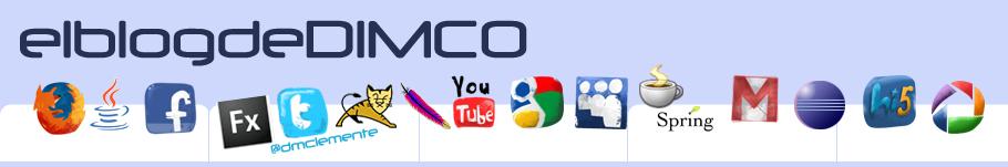 [el Blog de DIMCO] -  @dmclemente