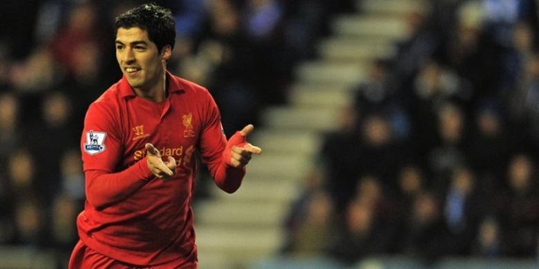 Pinang Suarez, Arsenal Ajukan Tawaran Rp 660 Miliar